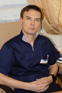 Руководитель городского уроандрологического центра Руслан Батирутдинов