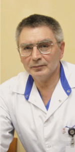 Главный детский хирург СЗФО профессор Владимир Баиров