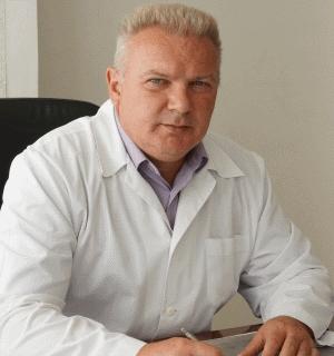 Дитрих Игорь Иванович, заместитель главного врача по хирургии